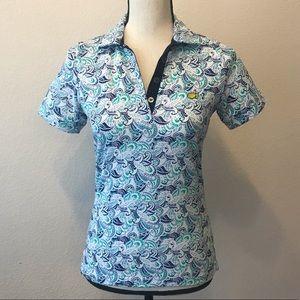 Magnolia Lane Golf Shirt